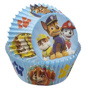 Paw Patrol Cupcake/Muffin Cases (50 cases)
