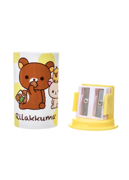 San-x Rilakkuma 2 Hole Pencil Sharpener **SALE**