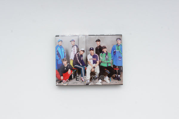 K-pop EXO Photo Memo/Note Pad Set