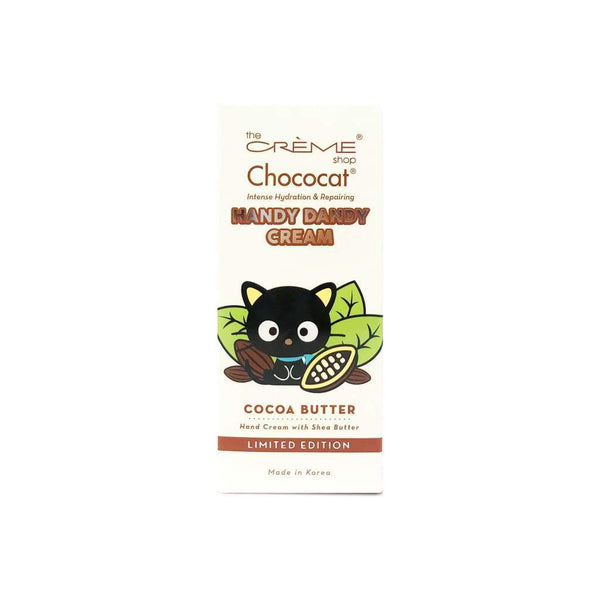 The Crème Shop:  Chococat Handy Dandy Cream - Cocoa Butter