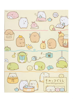 San-x Sumikko Gurashi  Perfect Bound Large Notebook