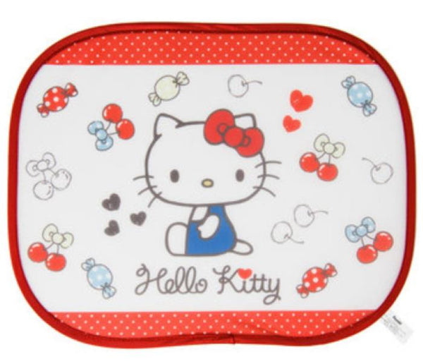 Hello Kitty 'Cherries' Car Sunshade