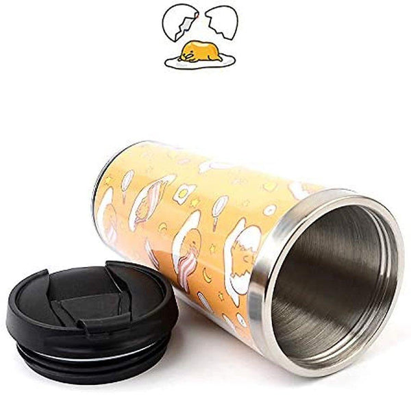 Gudetama Travel Mug - 450ml cap