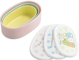 Sumikko Gurashi Lunch Case Container Set