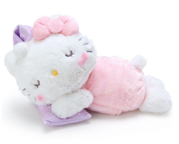 Hello Kitty Plush Cushion Warmer (with heat bag)