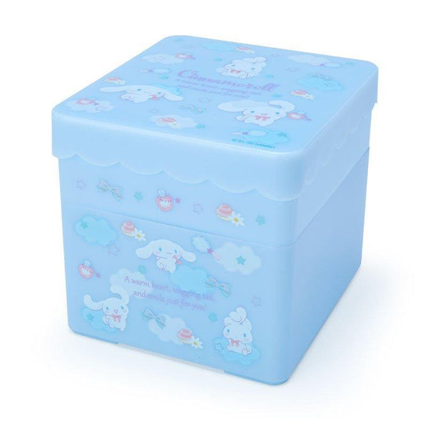 Cinnamoroll  2 Layered Storage Box