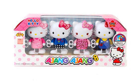 Hello Kitty Wind up Walking Toy Set