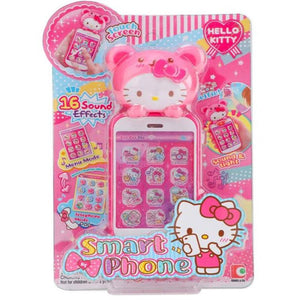 Hello Kitty Toy Mobile Phone Smartphone with Touch Screen