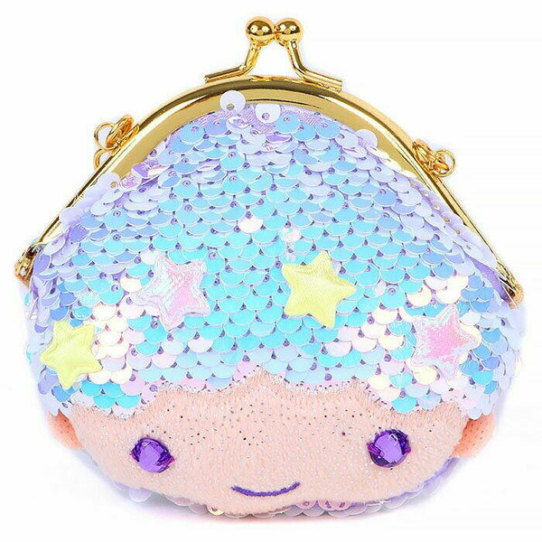 Little Twin Stars Kiki Spangle Sequin Purse