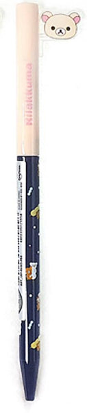 Rilakkuma Fine Tip Pen (Dark Blue outer)