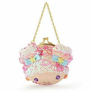 Little Twin Stars Lala Spangle Sequin Purse