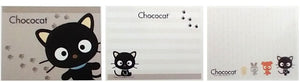 Chococat Memo Note Book (90 Sheets) - Brown