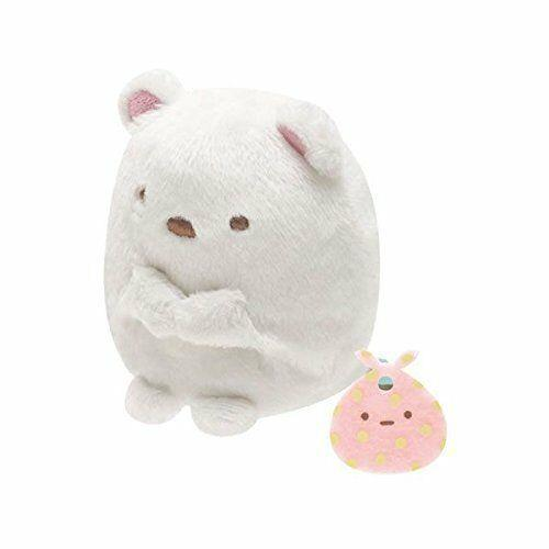 Sumikko Gurashi Shirokuma Polar Bear Micro Mini Plush