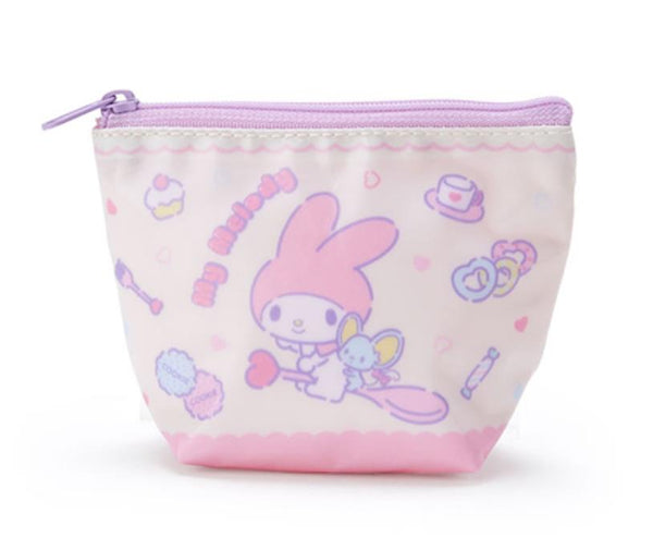 My Melody Zip Pouch Cosmetic Case