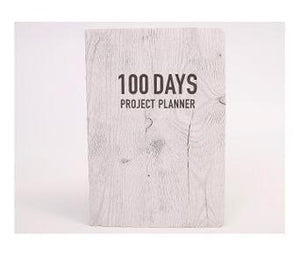 100 Day Wooden Project Planner
