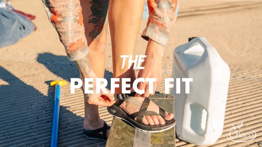 Achieve The Perfect Chaco Fit With Our Sizing Guide