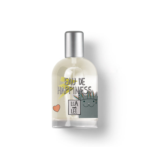 eau de happiness lua & lee 100ml