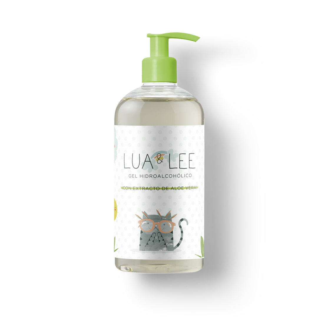 gel hidroalcohólico de manos Lua & Lee 500ml