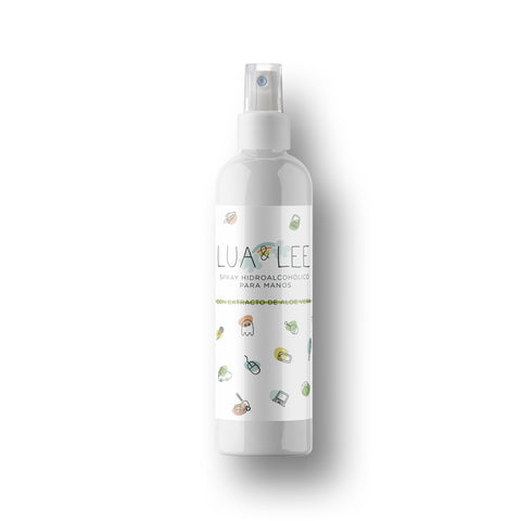 spray hidroalcohólico Lua & Lee 250ml
