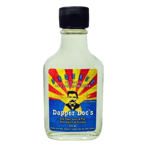 aftershave colonia dapper doc's