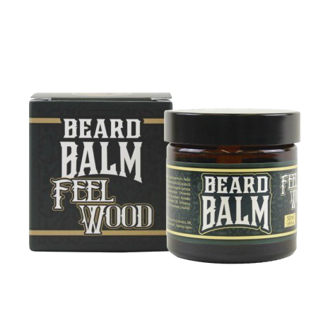 feel wood básamo para la barba beard balm
