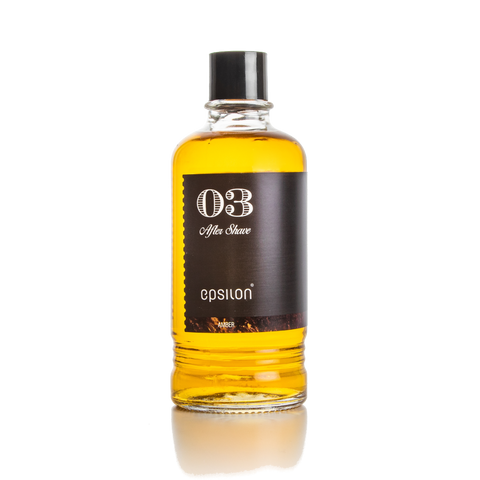 aftershave epsilon amber 400ml