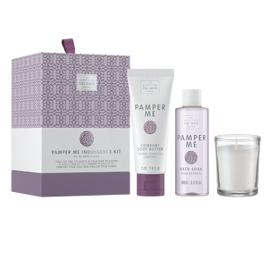 pamper me caja regalo the scottish fine soaps