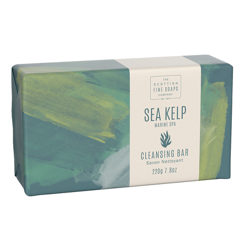 Sea Kelp Marine Spa jabón sólido The Scottish Fine Soaps