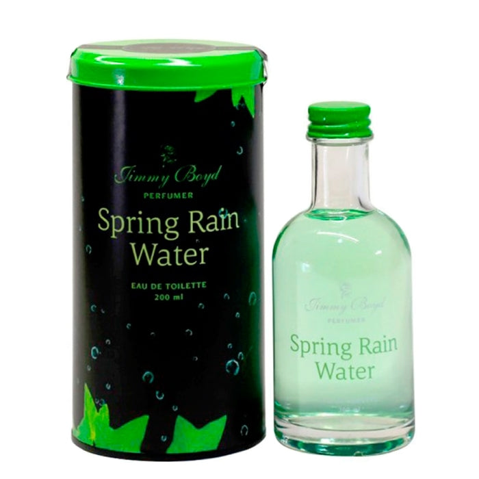 spring rain water my way