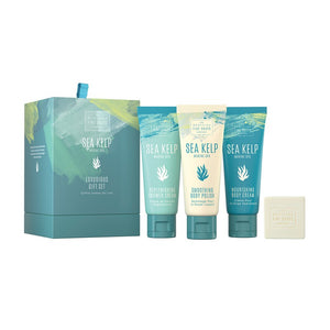 Sea Kelp Marine Spa caja regalo corporal The Scottish Fine Soaps