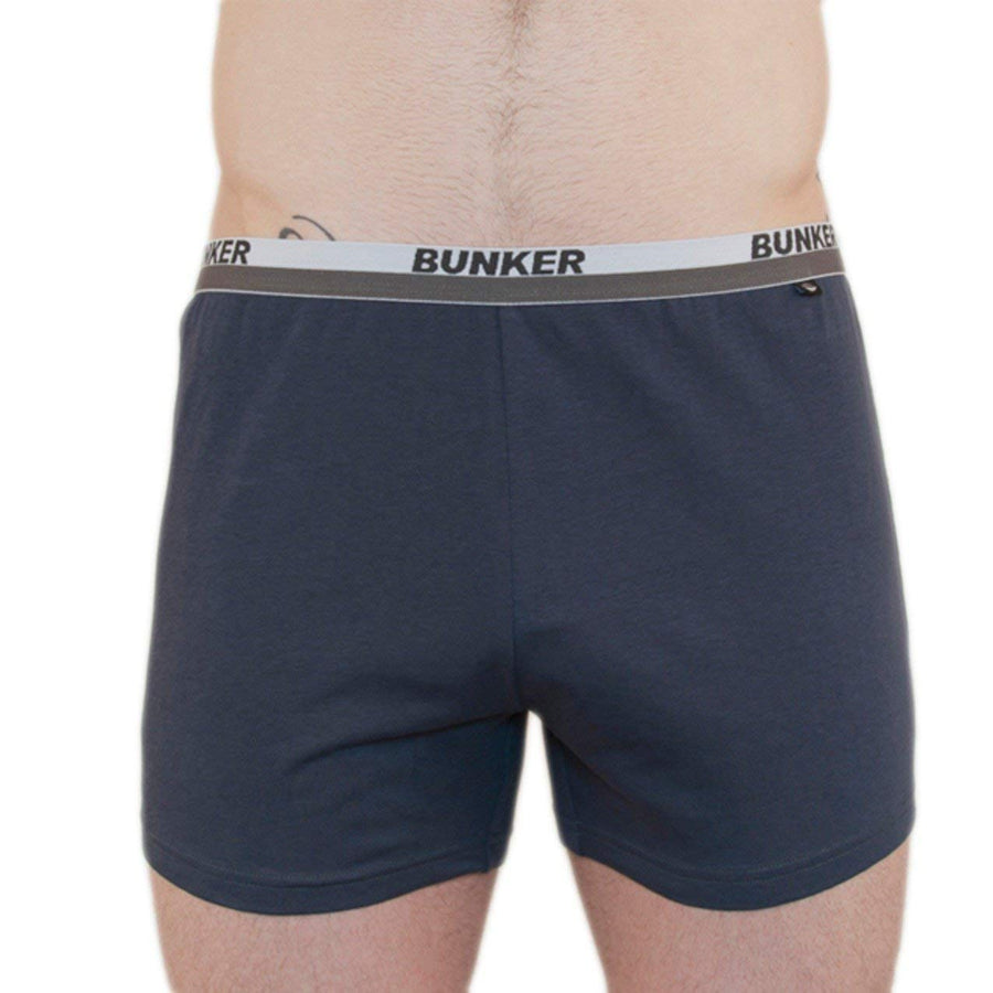 Bunker Underwear Take Out Semi Fitted Boxer Short