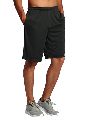 CYZ Men's Performance Running Shorts Gym Shorts Basketball Shorts