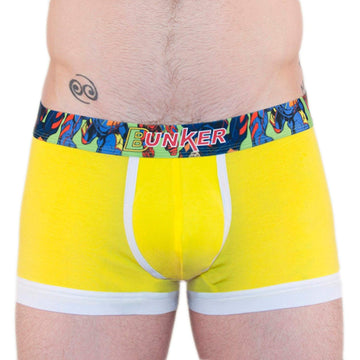 Bunker Underwear Heroes Boxer Brief