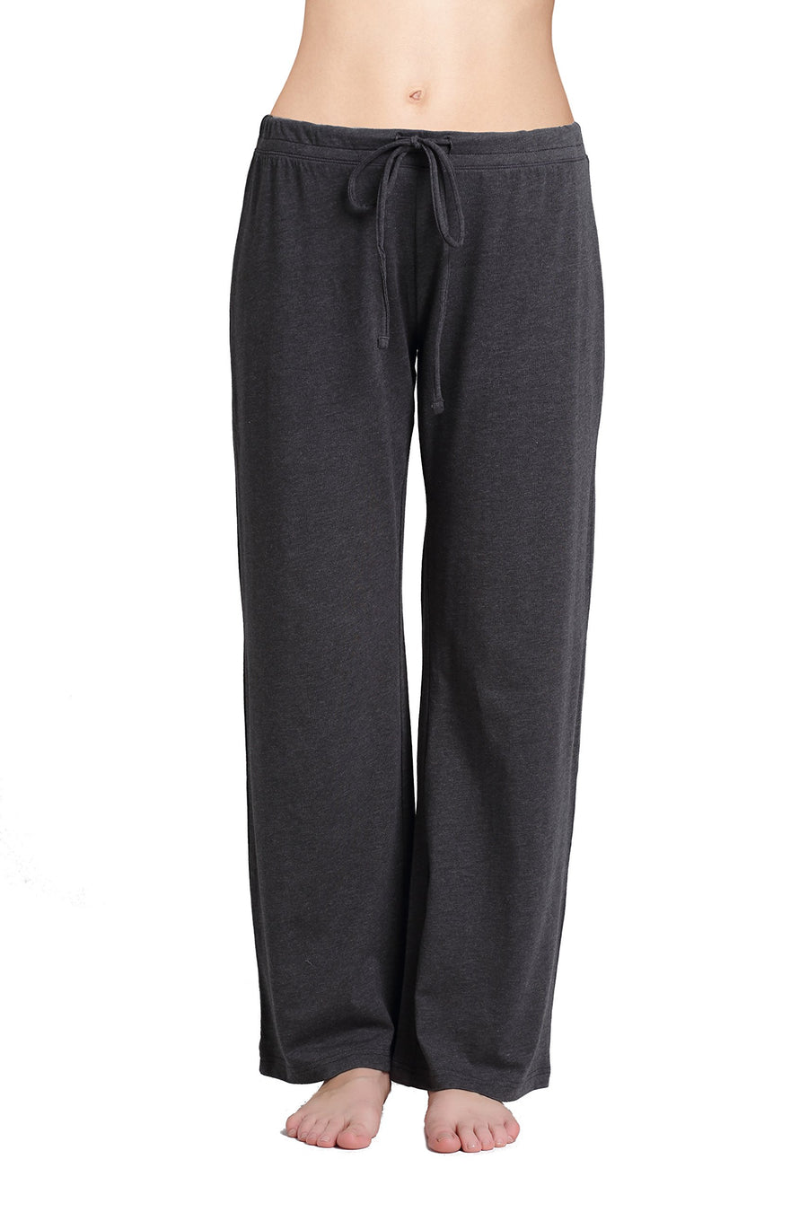 CYZ Women's Stretch Cotton Knit Pajama Pants
