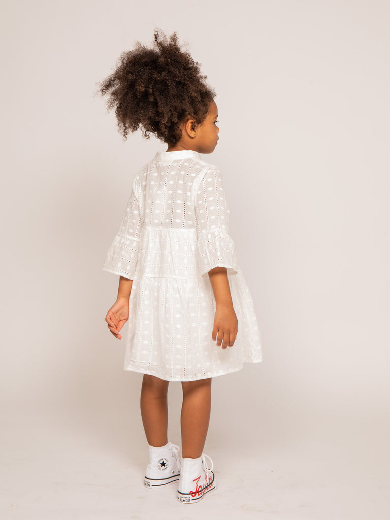 Robe anglaise 4-14 ans