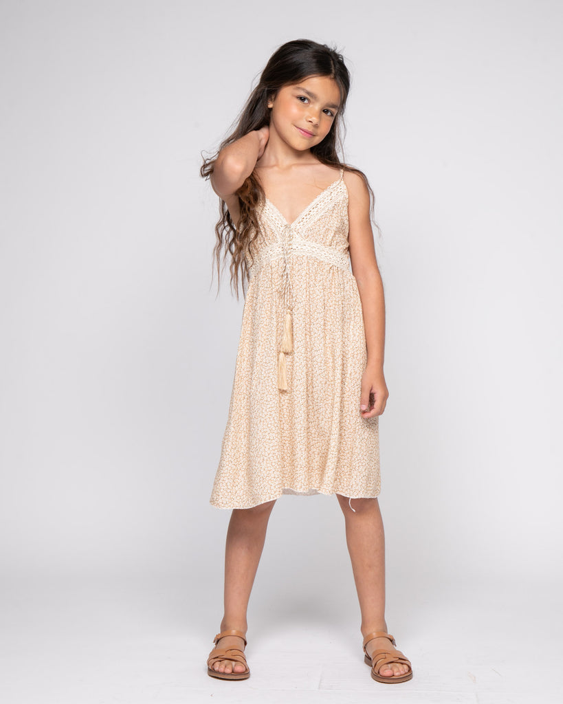 Robe champetre 4-14 ans