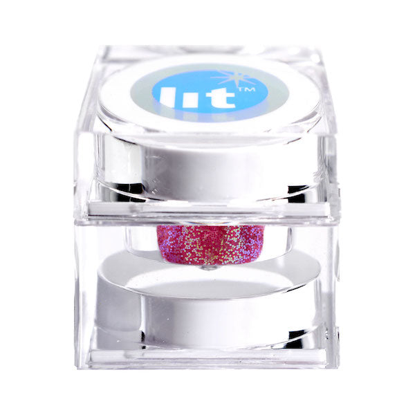 LIT Cosmetics Flower Power Glitter in Glitter Size #3