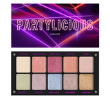 INGLOT Partylicious Palette