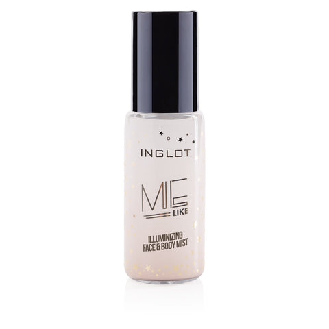 INGLOT Illuminizing Face & Body Mist (Me Like Collection)