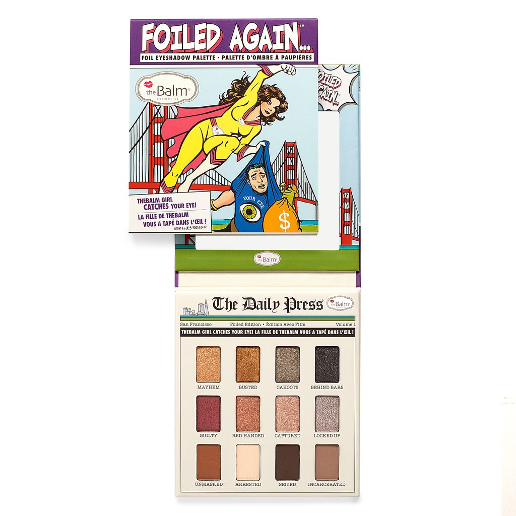 theBalm Cosmetics Foiled Again...