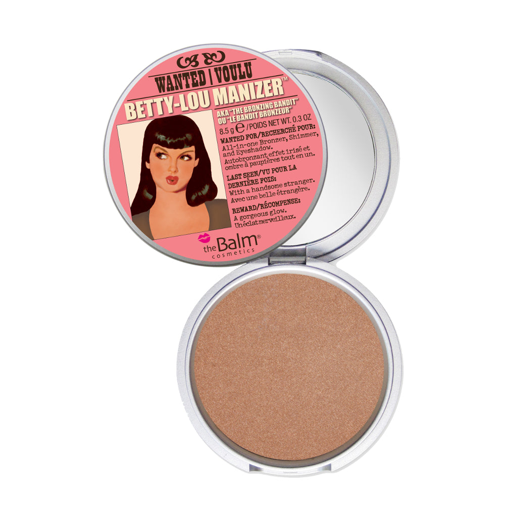 theBalm Cosmetics Betty-Lou Manizer - GetDollied Canada