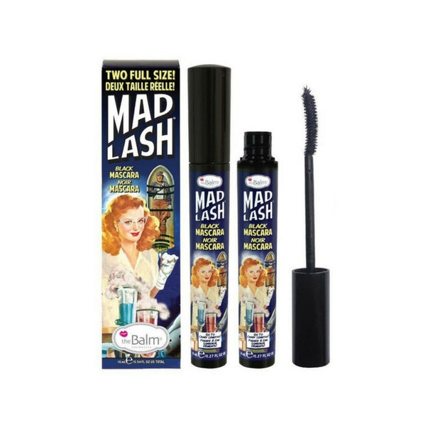 theBalm Cosmetics Mad Lash Mascara Full-Size Duo