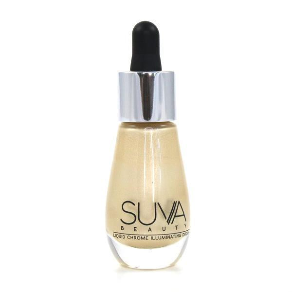 SUVA Beauty Liquid Chrome