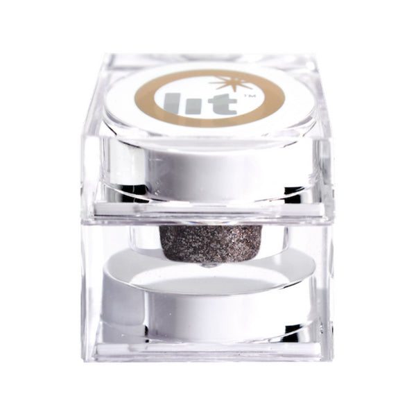LIT Cosmetics Lit Metals in Crave + Silver