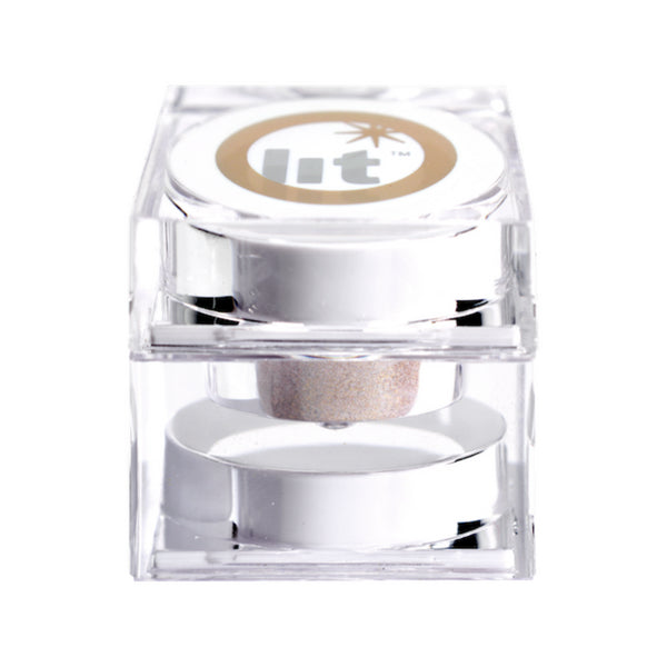 LIT Cosmetics Lit Metals in Luminous + Gold