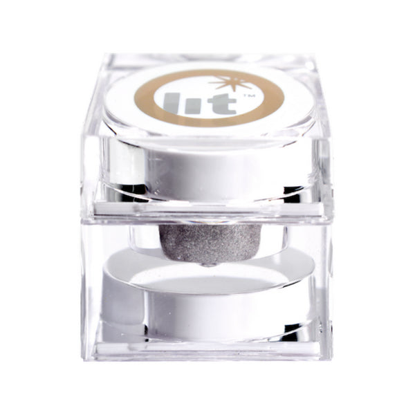 LIT Cosmetics Lit Metals in Magnetic + Silver