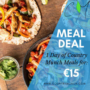 Country Munch Daily Saviour Meal deal. €15