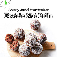 Country Munch Power Nut Balls