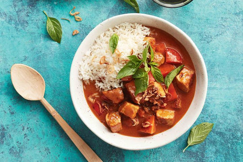 Thai Chicken Curry - Julies Country Munch