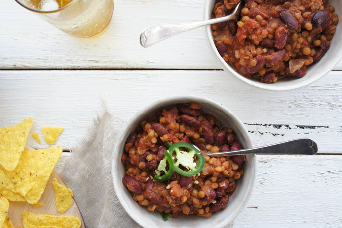 Vegetarian Chilli - Julies Country Munch